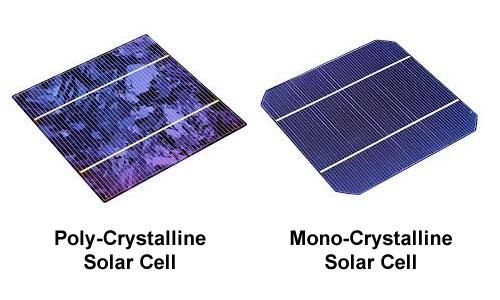 mono-v-poly-crystalline-cells